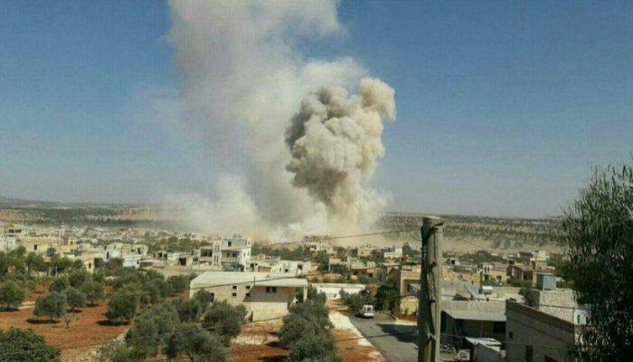Авиаудары по Сирии: правозащитники сообщают о 15 погибших