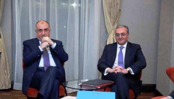 Մեկնարկեց Հայաստանի և Ադրբեջանի ԱԳ նախարարների հանդիպումը