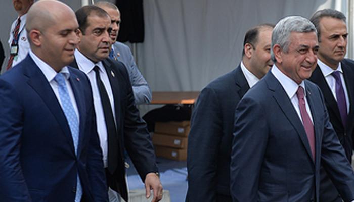 Քանի դեռ չի հաղթահարվելՍերժ Սարգսյանի  անձեռնմխելիության արգելքը, իրավունք չունեն...  իրականացվում է քաղաքական հետապնդում