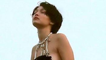 Ջիջի Հադիդը մերկացել է Chanel-ի համար