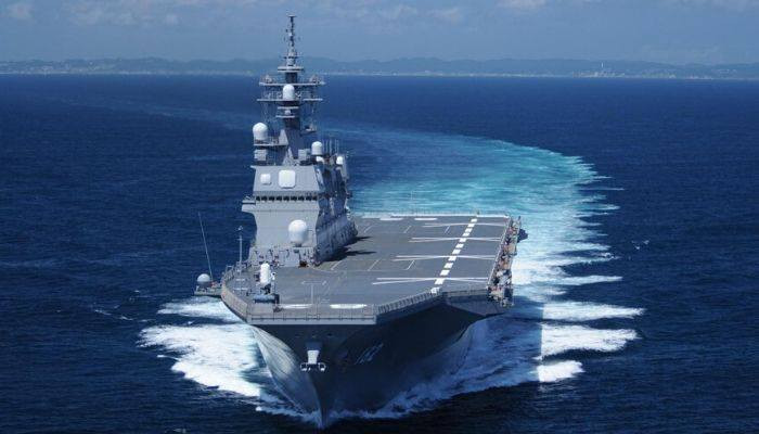 No Nation Owns The Ocean, But These 5 Navies Control It