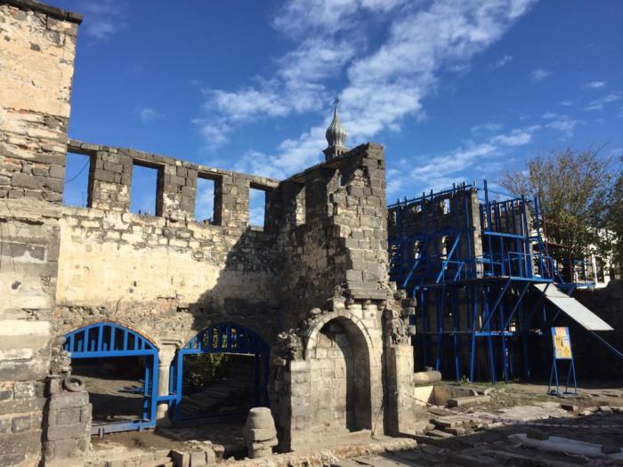 Դիարբեքիրի Սուրբ Կիրակոս հայկական եկեղեցում վերանորոգման աշխատանքներ են սկսվել
