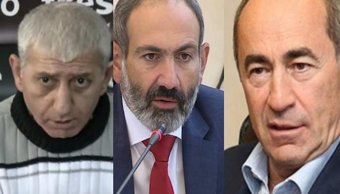 Шант Арутюнян: Никол Пашинян совершает ошибку, удерживая Роберта Кочаряна в тюрьме