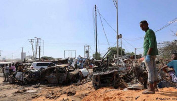 Somalia: Car bomb in Mogadishu kills scores of people