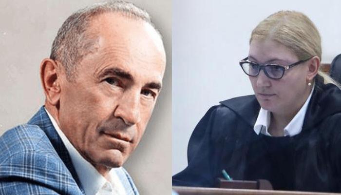 Судебное заседание по делу Роберта Кочаряна и других. Прямое включение