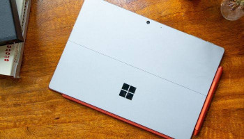 The Microsoft Surface Pro 8 could be solar powered
