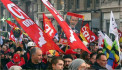 About 187 thousand people took part in protests in France․ #FranceInfo