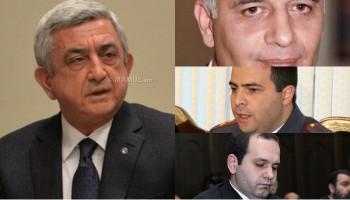 Գեորգի Կուտոյանը Սերժ Սարգսյանի երրորդ սպանված խորհրդականն է. Forrights.am