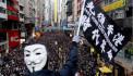 Общее число задержанных демонстрантов в Гонконге превысило 7 тыс. #SouthChinaMorningPost
