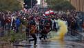 СМИ: свыше 70 демонстрантов пострадало в столкновениях с полицией в Бейруте