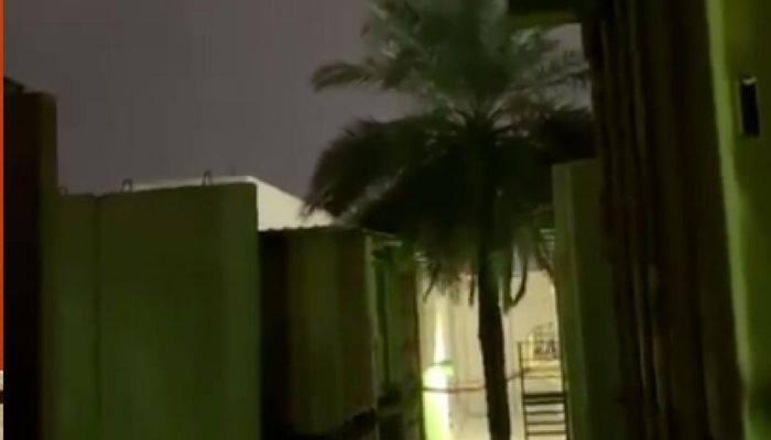 Բաղդադի «կանաչ գոտում»՝ ԱՄՆ դեսպանատան մոտ, մի քանի հրթիռ է պայթել. #AlHadath