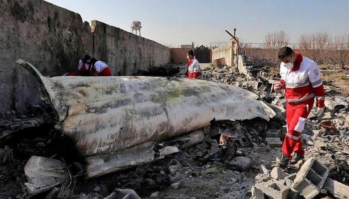"""#Bloomberg: Иран заявил, что украинский Boeing был сбит двумя ракетами из ЗРК """"Тор-М1""""'"""