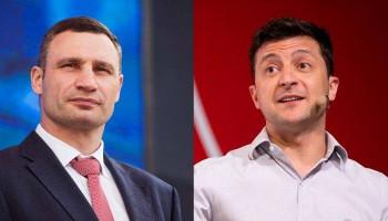 СМИ: Зеленский пообещал уволить Кличко с должности главы Киевской горадминистрации