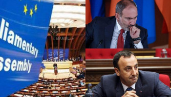 Armenia: PACE monitors express concern at the high level of tension between institutions