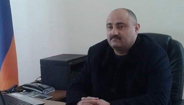 Մահացել է Ասկերանի քաղաքապետ Սամվել Աղաջանյանը