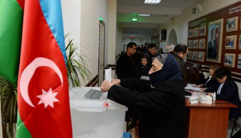The total turnout at the parliamentary elections in Azerbaijan amounted to 47.81%