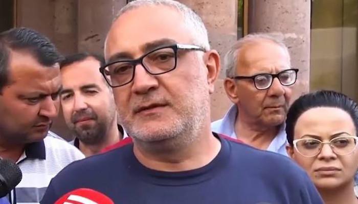 Արմեն Թավադյանին երաշխավորությամբ ազատ արձակելու միջնորդություն է ներկայացվել