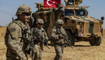 #AP Interview: DM says Turkey won't pull out amid Syria push