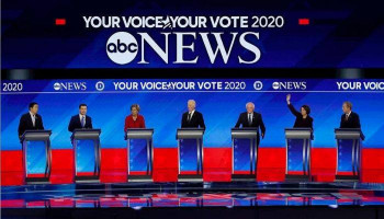 Who are the 2020 US Democratic presidential candidates?