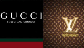 #Gucci and #LouisVuitton accused of conspiring