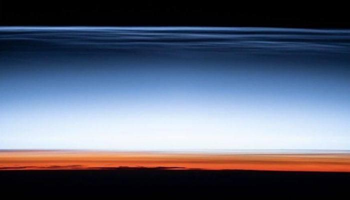 #NASA-ն հրապարակել է մթնոլորտի ամենաբարձր ամպերի լուսանկարը