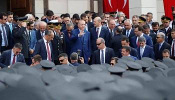 СМИ: власти Турции санкционировали задержание 766 подозреваемых в связях с путчистами