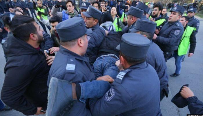 Содокладчики ПАСЕ обеспокоены разгоном мирных демонстраций в Азербайджане