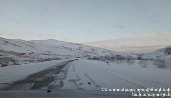 Լարսը փակ է. ռուսական կողմում 656 կուտակված բեռնատար կա