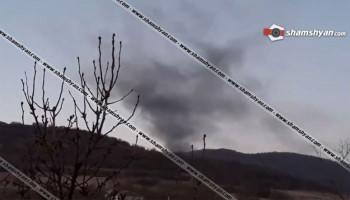 Выстрелом с азербайджанской стороны ранен армянский военнослужащий