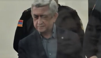 Продолжается судебное заседание по делу Сержа Саргсяна