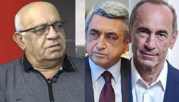 «Երկու նախագահների սեփականությունը պետք է ազգայնացվի». Լևոն Շիրինյան