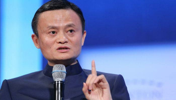 Jack Ma became the richest man in Asia