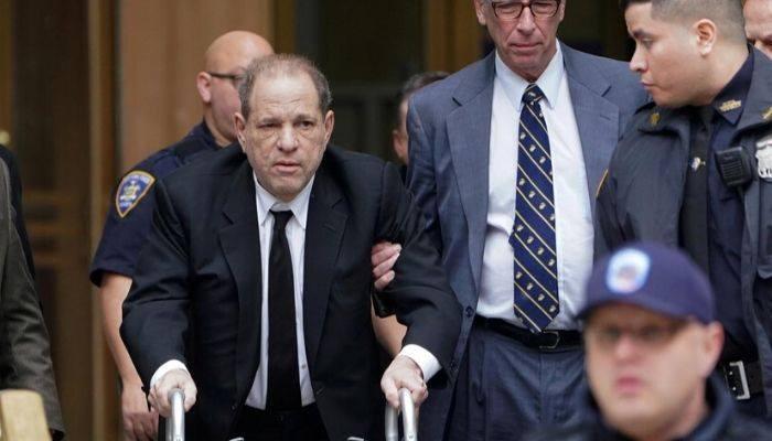 #Coronavirus: Harvey Weinstein tests positive