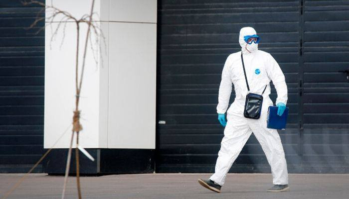 В России выявлены 182 новых случая заболевания коронавирусом․ #Интерфакс