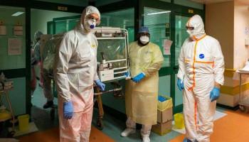 В Италии от #COVID_19 умерли 63 врача. #FNOMCeO