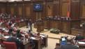 Парламент Армении не принял поправки в закон «О правовом режиме чрезвычайного положения»