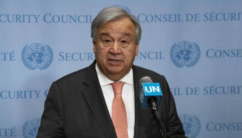 UN chief says #COVID_19 is worst crisis since World War II