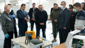 Никол Пашинян ознакомился с работами по ремонту аппаратов ИВЛ