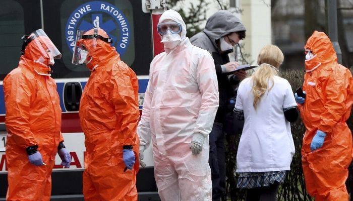 Число жертв коронавируса в мире более 69 тыс. человек․ #РБК