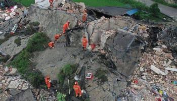 Չինաստանում գրանցվել է 6,2 մագնիտուդ ուժգնությամբ երկրաշարժ