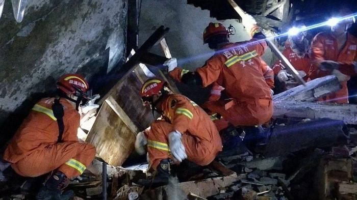 Տեսանյութ. Չինաստանում գրանցվել է 6,2 մագնիտուդ ուժգնությամբ երկրաշարժ. այն գնահատվել է «ավերիչ»