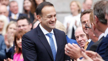 Ireland's premier Leo Varadkar re-registers as doctor during #coronavirus pandemic. #TheIrishTimes