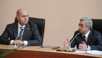 «Սերժ Սարգսյանի որոշման մասին հանրությանը լրացուցիչ կտեղեկացվի»․ Արմեն Աշոտյան
