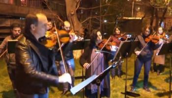 Հայաստանի ազգային ֆիլհարմոնիկ նվագախմբի անակնկալը