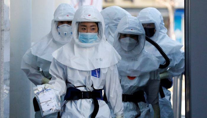 South Korea reports recovered #coronavirus patients testing positive again․ #Reuters