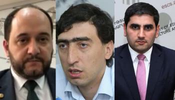 Араик Арутюнян обратился к правоохранительным органам с требованием проверить заявления Смбата Гогяна