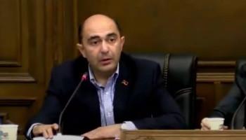 Эдмон Марукян: Пусть эти люди не надеются, что смогут изменить политическую повестку дня «Лусавор Айастан»