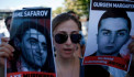 Relatives of Armenian axed to death by Azeri officer call for justice