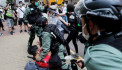 Hong Kong crisis: riot police flood city as China protests build