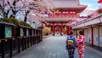 Japan wants to subsidise your holiday to persuade you to return